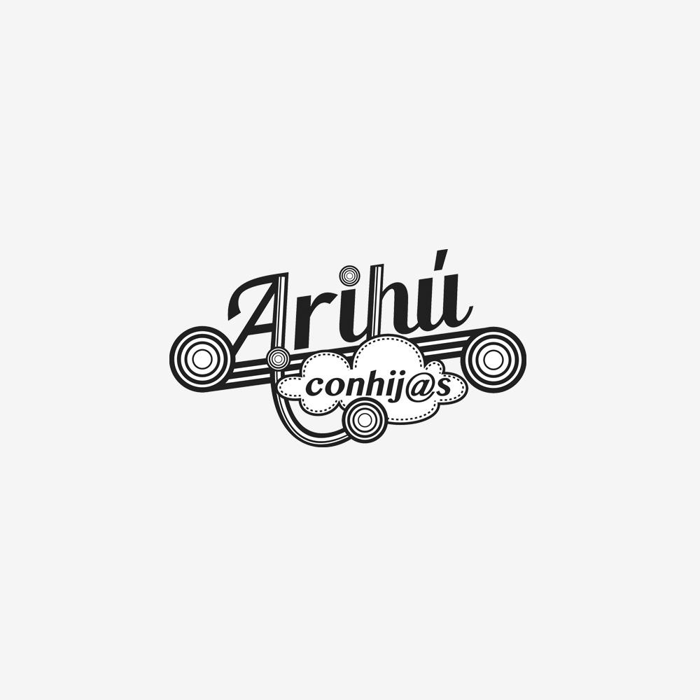 Arihu con hijos